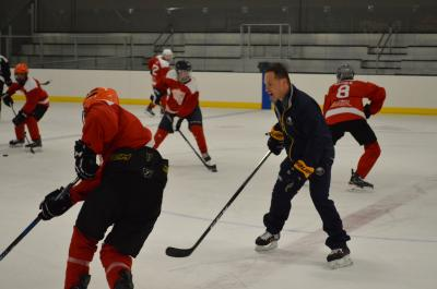 Stickhandling Camps
