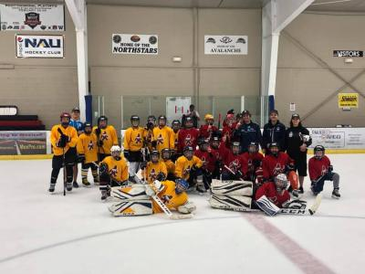 RMHS Flagstaff Hockey Camp