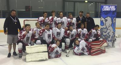 2017 RMHS SELECTS FINLAND LIONS CUP CHAMPS