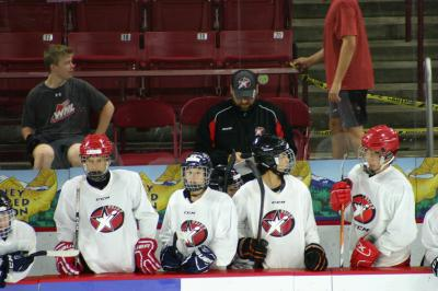 2018 Junior Prep Hockey Camp