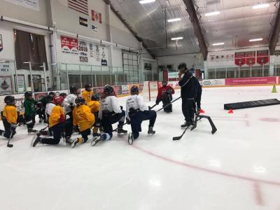 Rocky Mountain Adventure Resident Hockey Camp Steamboat Springs Colorado